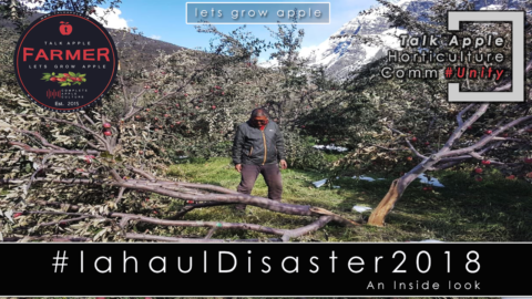 Lahaul Disaster 2018 – An inside Look