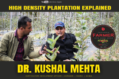 2018 | Dr. KUSHAL MEHTA JI | HIGH DENSITY PLANTATION EXPLAINED.