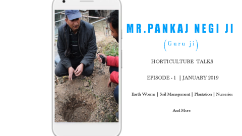 Watch | January 2019 | Mr. Pankaj Negi JI | Horticulture Talks | Lets Grow Apple