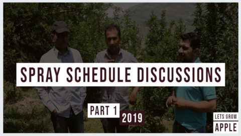 Watch | PART-1 | Spray Schedule Discussions | Pankaj Negi (Guru Ji) and Mohit Dharmaik