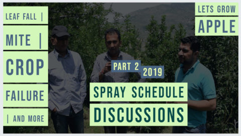Watch | PART-2 | Spray Schedule Discussions | Pankaj Negi (Guru Ji) and Mohit Dharmaik