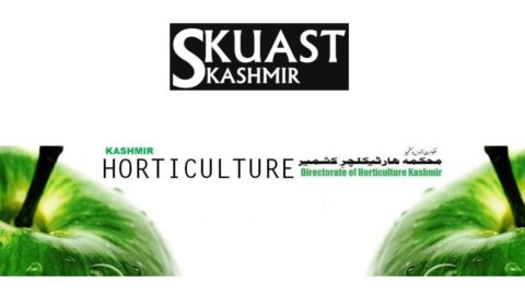 Skuast Kashmir -Apple spray schedule 2018 kashmir