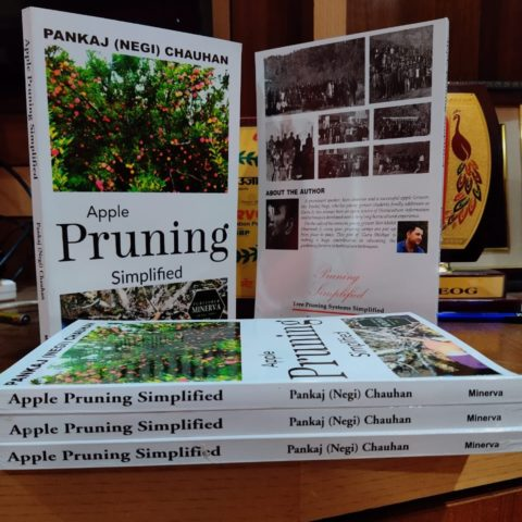 Apple Pruning Simplified (English Edition) Released – Check Availability