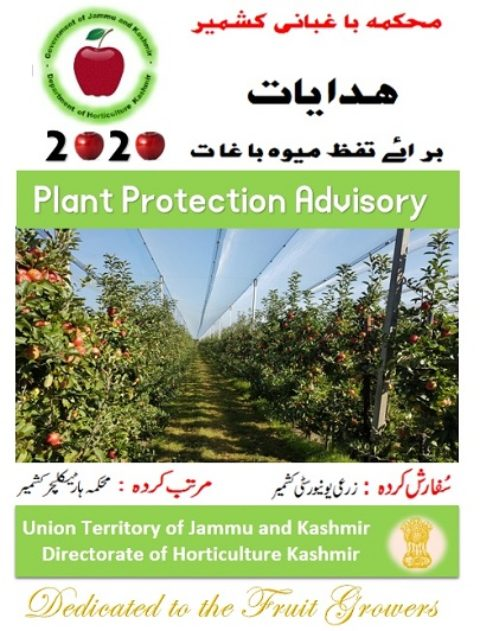 Kashmir | Plant Protection Schedule 2020